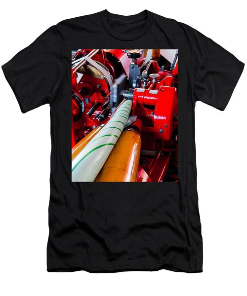 Tennessee Taffy Men's T-Shirt (Slim Fit) by Robert L Jackson