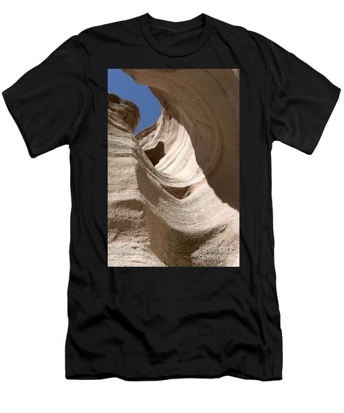 Tent Rocks Men's T-Shirt (Athletic Fit)