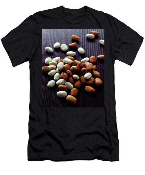 Tepary Beans Men's T-Shirt (Athletic Fit)