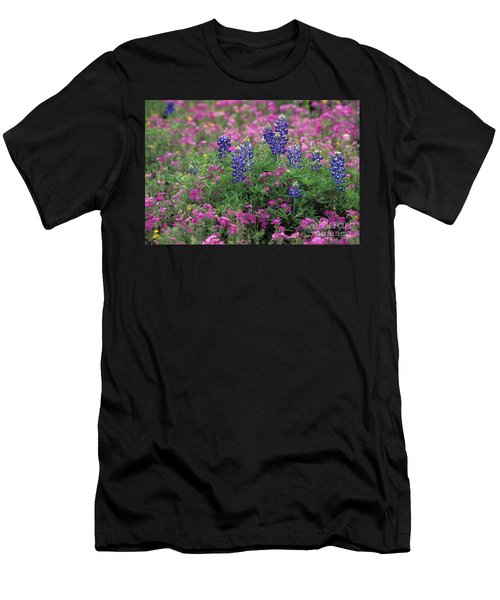 Texas Wildflowers 3 - Fs000930 Men's T-Shirt (Athletic Fit)
