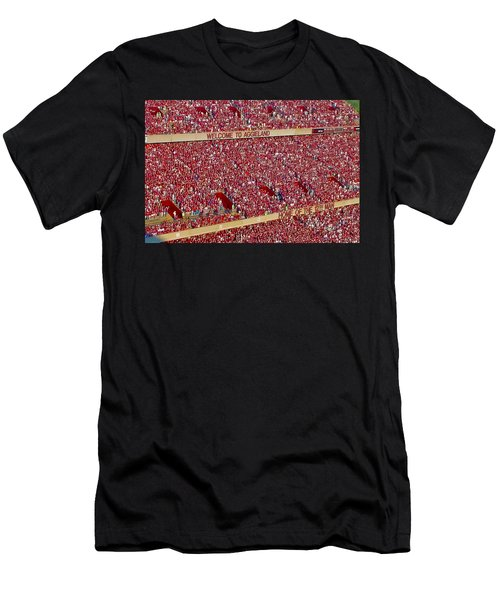 The 12th Man Men's T-Shirt (Athletic Fit)