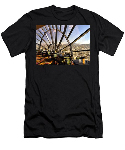 The 39th Floor - San Francisco Men's T-Shirt (Athletic Fit)