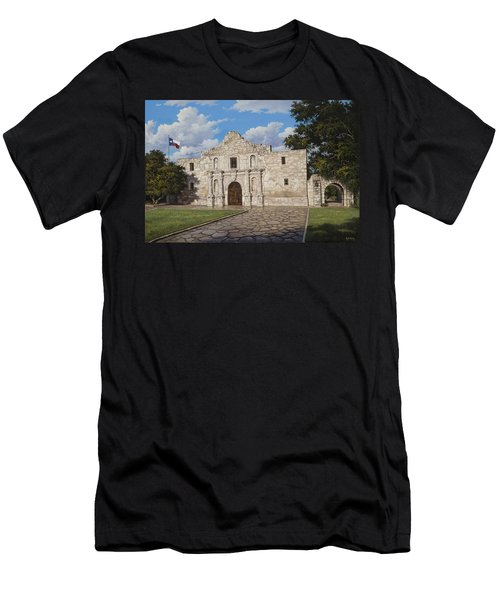 The Alamo Men's T-Shirt (Athletic Fit)