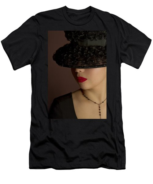 The Art Of Being A Woman Men's T-Shirt (Athletic Fit)