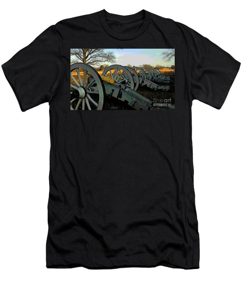 The Artillery Men's T-Shirt (Athletic Fit)