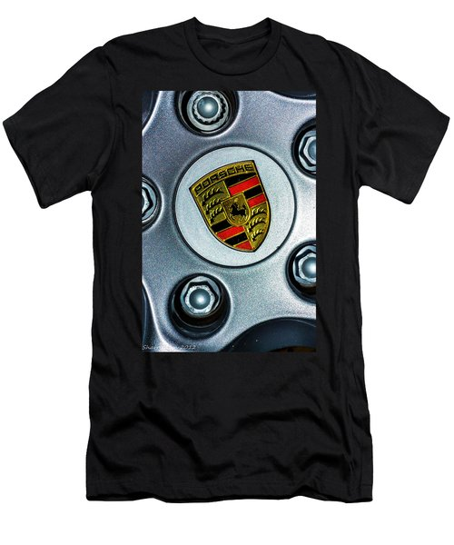 The Badge Men's T-Shirt (Athletic Fit)