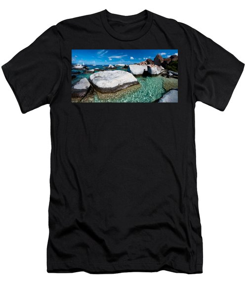The Baths Men's T-Shirt (Athletic Fit)
