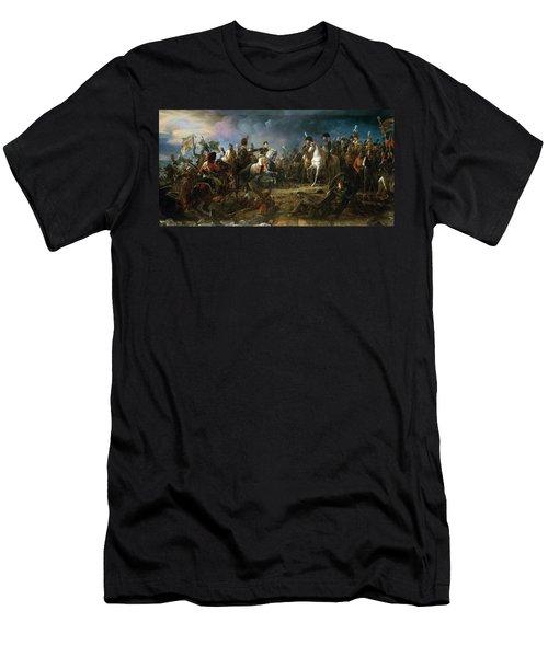 The Battle Of Austerlitz Men's T-Shirt (Athletic Fit)