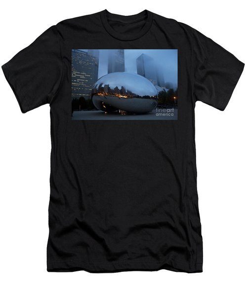 The Bean And Fog Men's T-Shirt (Athletic Fit)
