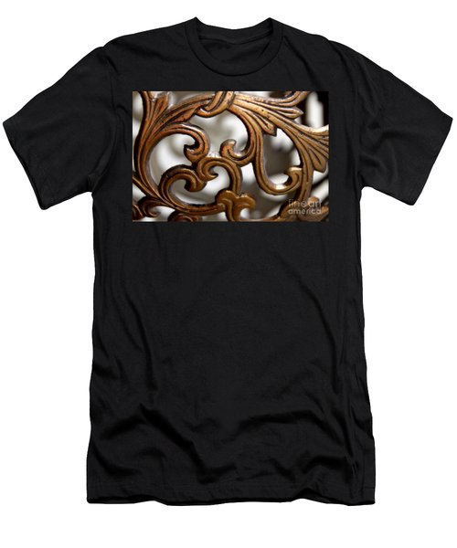 The Beauty Of Brass Scrolls 1 Men's T-Shirt (Athletic Fit)