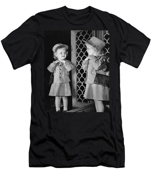 The Best War Bond Sales Girl Men's T-Shirt (Athletic Fit)
