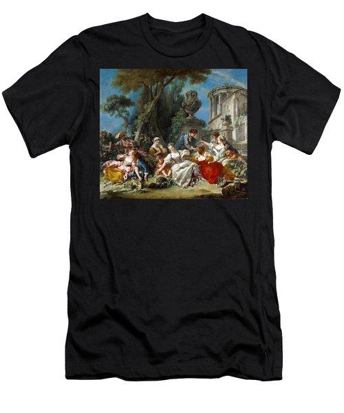 The Bird Catchers Men's T-Shirt (Athletic Fit)