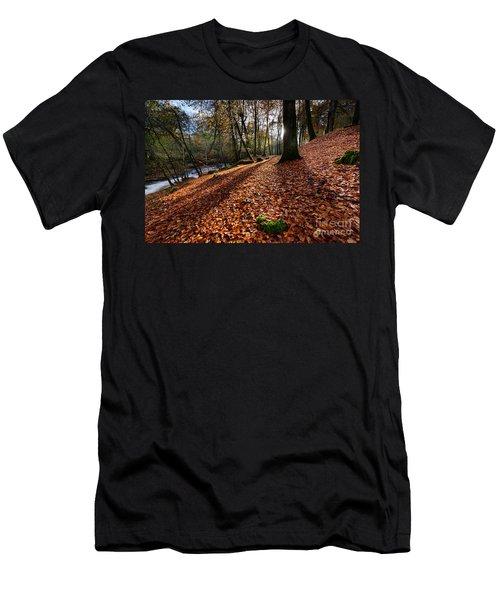 Birks Of Aberfeldy Men's T-Shirt (Athletic Fit)