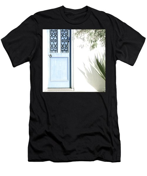 The Blue Door Men's T-Shirt (Athletic Fit)