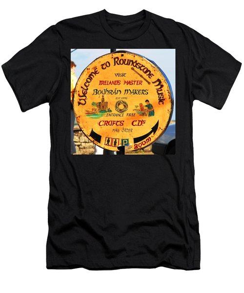 The Bodhran Makers Men's T-Shirt (Athletic Fit)