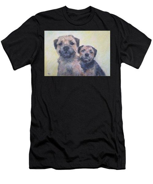The Border Boys Men's T-Shirt (Athletic Fit)