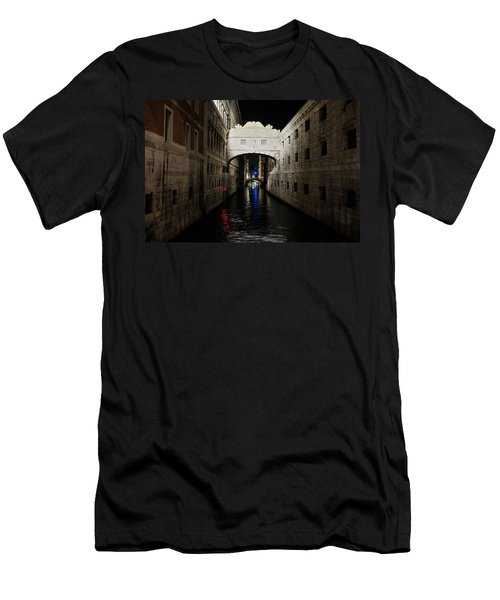 The Bridge Of Sighs Men's T-Shirt (Athletic Fit)