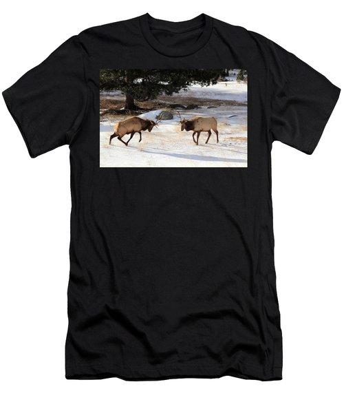 The Charge Men's T-Shirt (Athletic Fit)