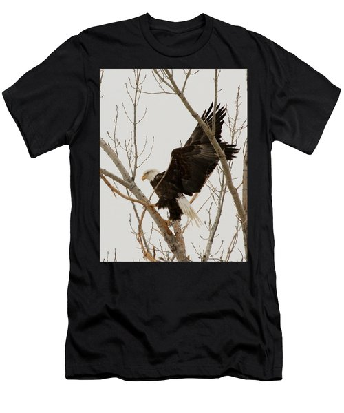 The Climb Men's T-Shirt (Athletic Fit)