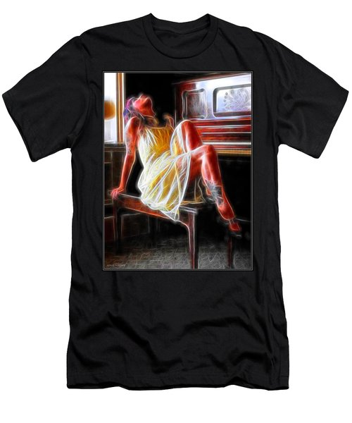 The Color Of Music Men's T-Shirt (Athletic Fit)