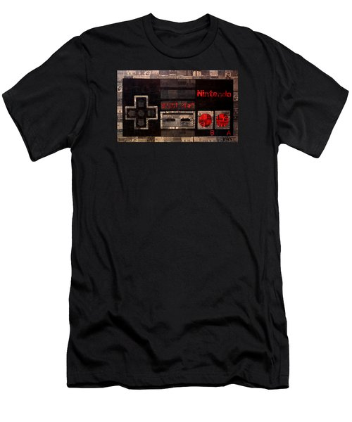 The Controller Men's T-Shirt (Athletic Fit)