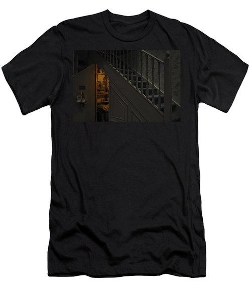 The Cupboard Under The Stairs Men's T-Shirt (Athletic Fit)