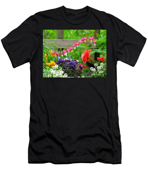 The Dance Of Spring Men's T-Shirt (Athletic Fit)