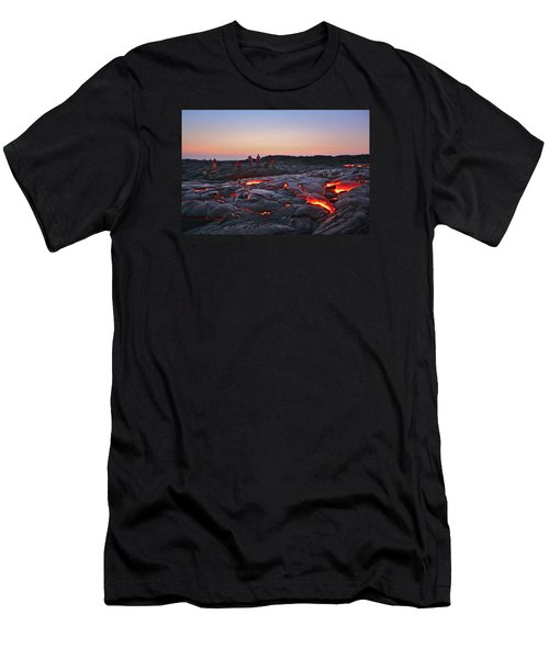 The Dawn Of Time Men's T-Shirt (Athletic Fit)