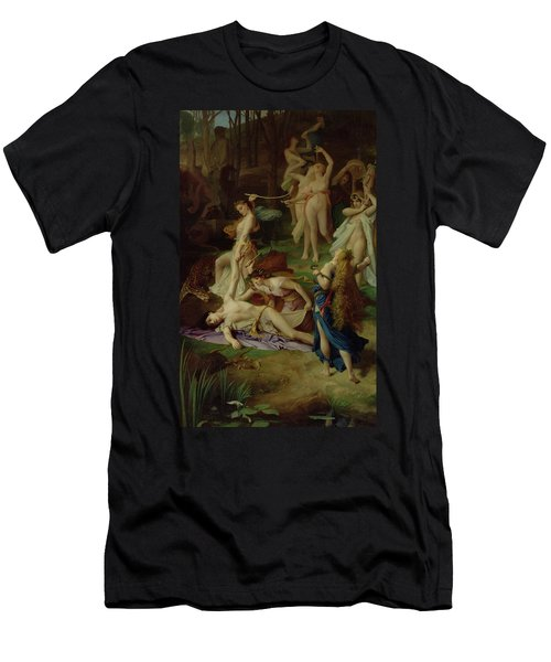 The Death Of Orpheus Men's T-Shirt (Athletic Fit)