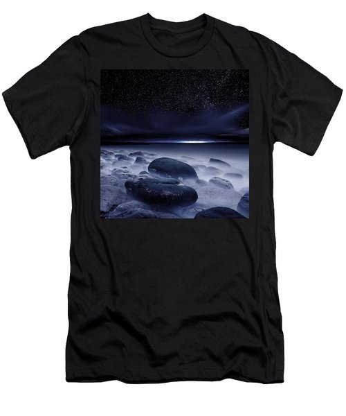 The Depths Of Forever Men's T-Shirt (Slim Fit) by Jorge Maia