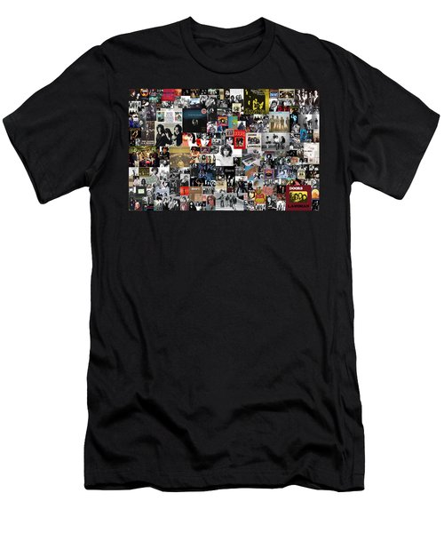 The Doors Collage Men's T-Shirt (Athletic Fit)