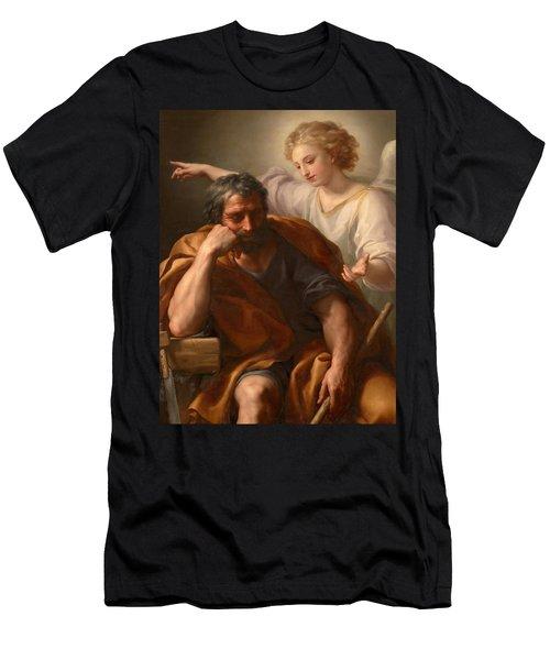 The Dream Of St Joseph Men's T-Shirt (Athletic Fit)