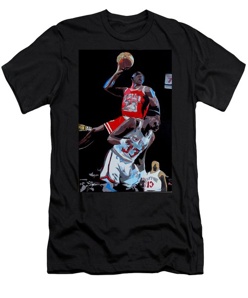 The Dunk Men's T-Shirt (Athletic Fit)