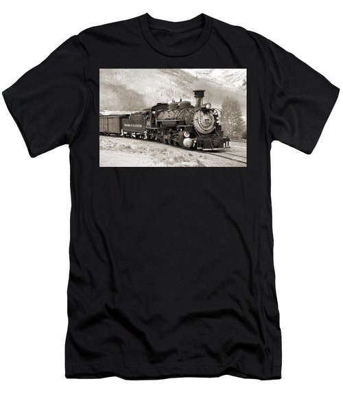 The Durango And Silverton Men's T-Shirt (Athletic Fit)