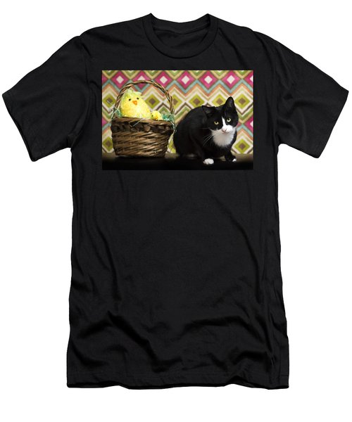 The Easter Tiggy Men's T-Shirt (Athletic Fit)