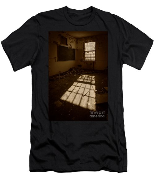 The Echo Of Emptiness Men's T-Shirt (Athletic Fit)