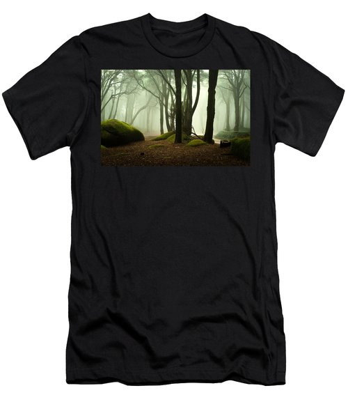 The Elf World Men's T-Shirt (Athletic Fit)