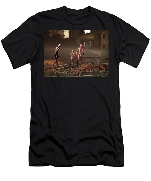 The Exiles Sojourn Men's T-Shirt (Athletic Fit)