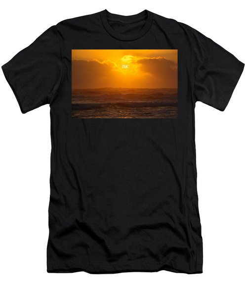 The First And The Last Men's T-Shirt (Athletic Fit)