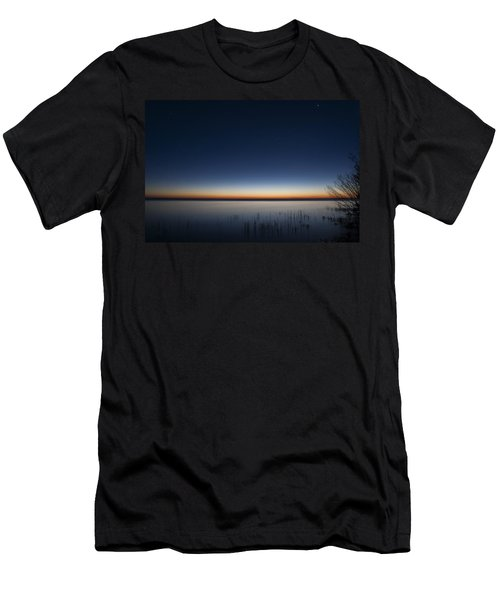 The First Light Of Dawn Men's T-Shirt (Athletic Fit)