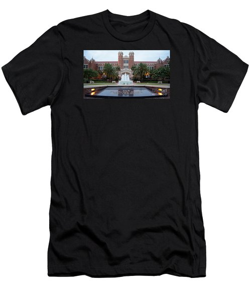 The Florida State University Men's T-Shirt (Slim Fit) by Paul  Wilford