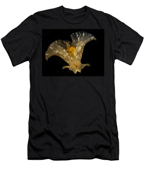 The Flying Aplysia Brasiliana Two Men's T-Shirt (Athletic Fit)