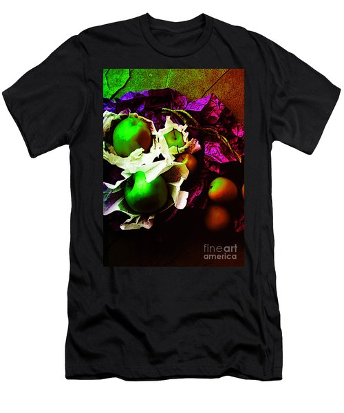 The Forbidden Fruit II Men's T-Shirt (Athletic Fit)