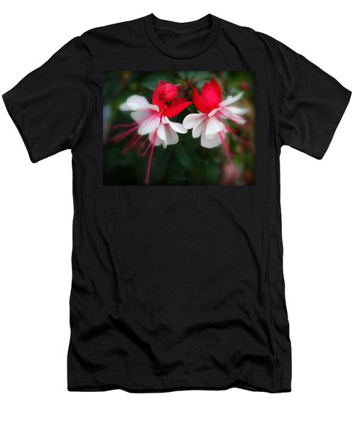 The Fuchsia Men's T-Shirt (Athletic Fit)