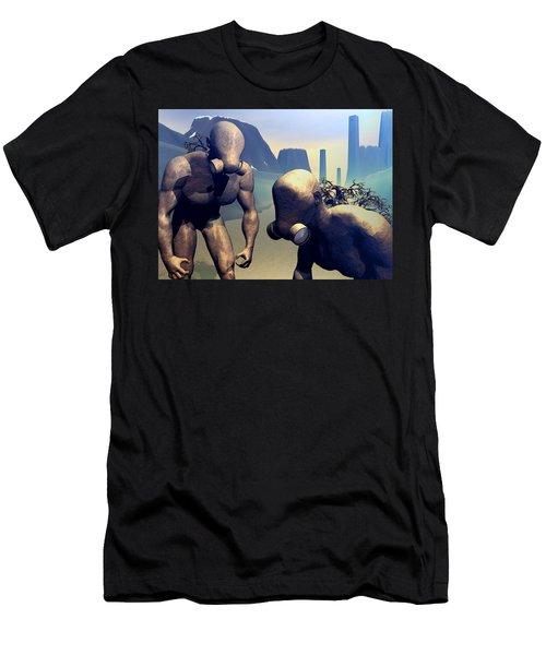 The Future Ancients Men's T-Shirt (Athletic Fit)