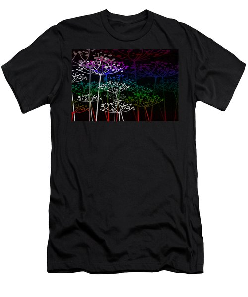 The Garden Of Your Mind Rainbow 2 Men's T-Shirt (Athletic Fit)