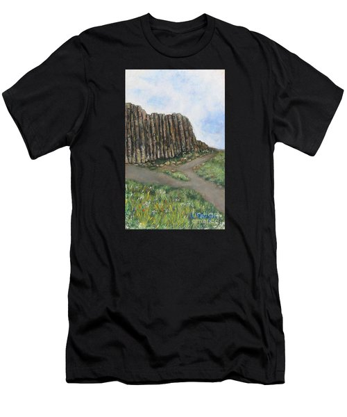 The Giant's Causeway Men's T-Shirt (Athletic Fit)