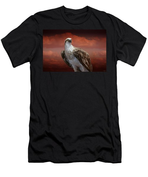 The Glory Of An Eagle Men's T-Shirt (Athletic Fit)