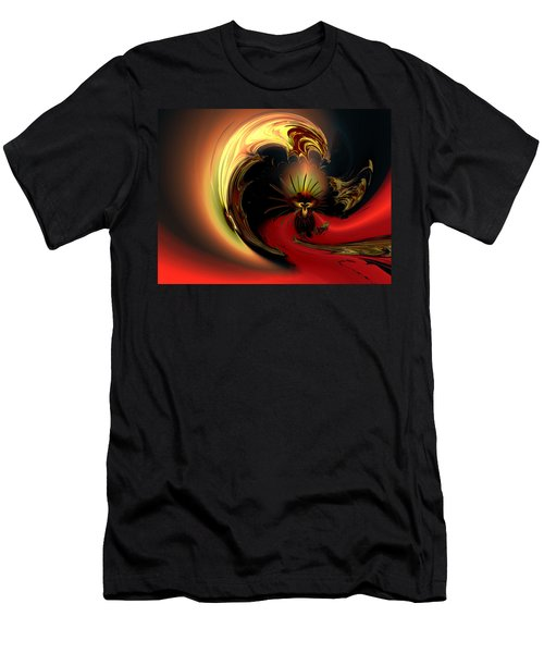 The Glory Of His Eminance Men's T-Shirt (Slim Fit) by Claude McCoy