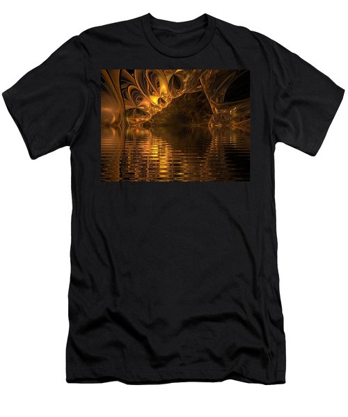 The Golden Cave Men's T-Shirt (Athletic Fit)